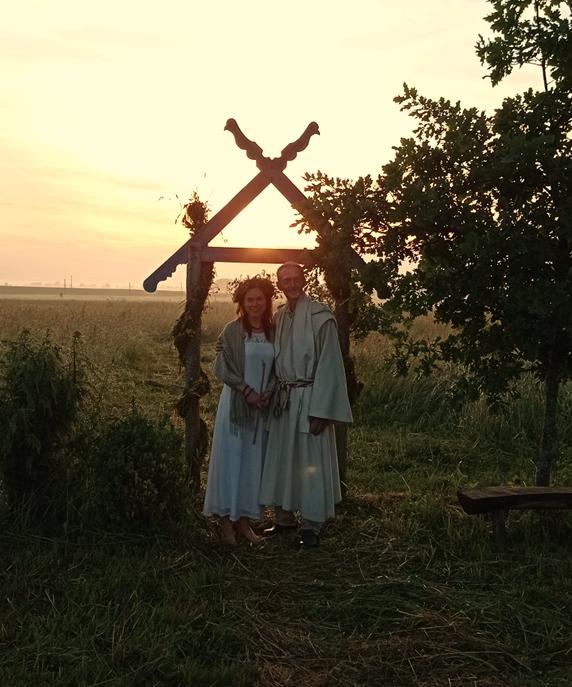 3 nuotr.  Saulėtekis - RA. Nuotraukos autorė J. Krutkevičienė